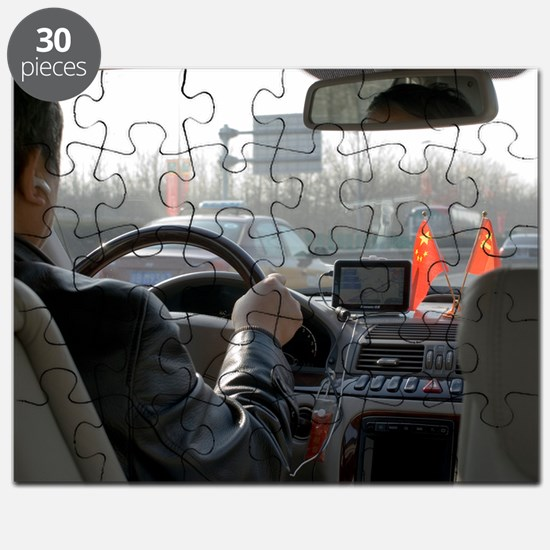 Beijing taxi Puzzle