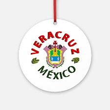 Veracruz Ornament (Round)