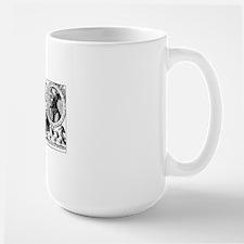 Balboa claiming the South Sea for Spain Mug