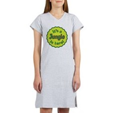 It's a Jungle in Here Women's Nightshirt