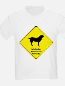 Entlebucher Crossing Kids T-Shirt