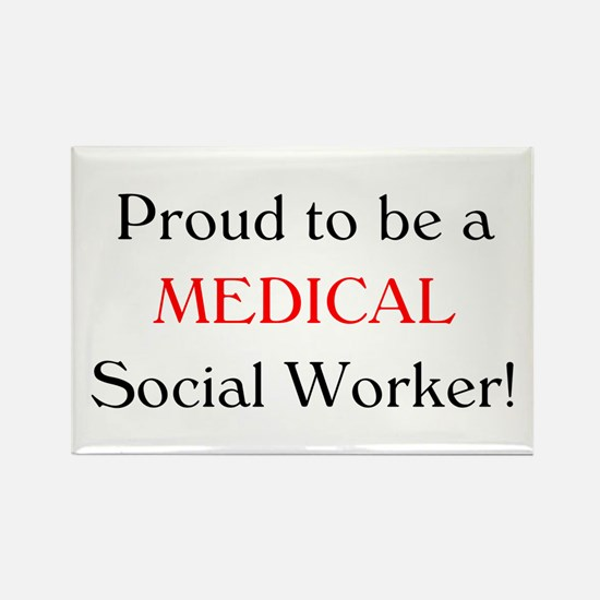 Proud Medical SW Rectangle Magnet (10 pack)