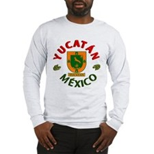 Yucatán Long Sleeve T-Shirt