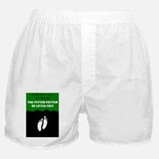 Funny new baby Boxer Shorts