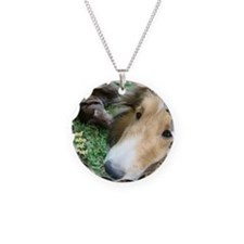 The Dark Side of Shelties Necklace