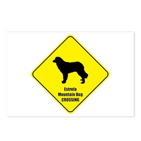 Estrela Crossing Postcards (Package of 8)