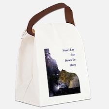 Spirit Squirrel Canvas Lunch Bag