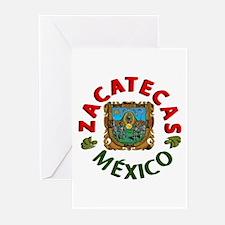 Zacatecas Greeting Cards (Pk of 10)
