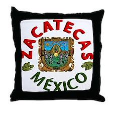Zacatecas Throw Pillow