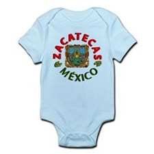 Zacatecas Infant Bodysuit