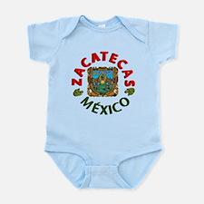 Zacatecas Infant Bodysuit