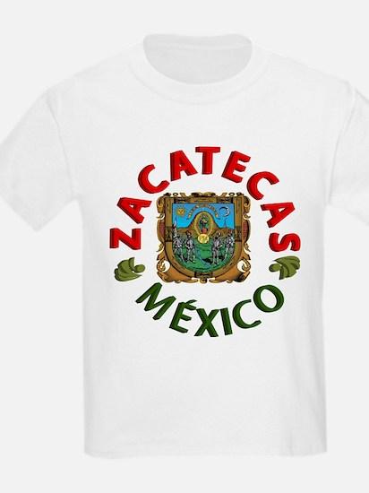 Zacatecas Kids T-Shirt