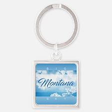 Montana Big Sky Keychains
