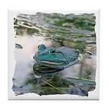 Bullfrog Drink Coasters