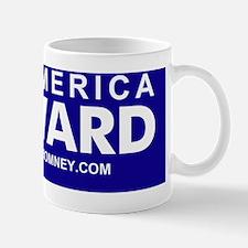 Move America FURWARD bumper sticker and Small Small Mug
