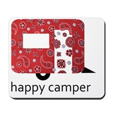 Happy Camper Mousepad