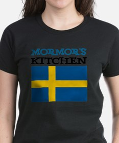Mormors Kitchen Apron Tee