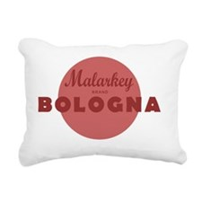 Baloney Rectangular Canvas Pillow
