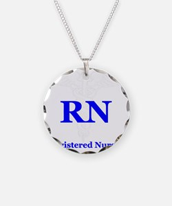 Bachelors of Nursing Necklace