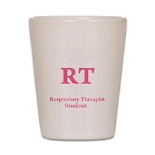 Respiratory Therapist Shot Glass
