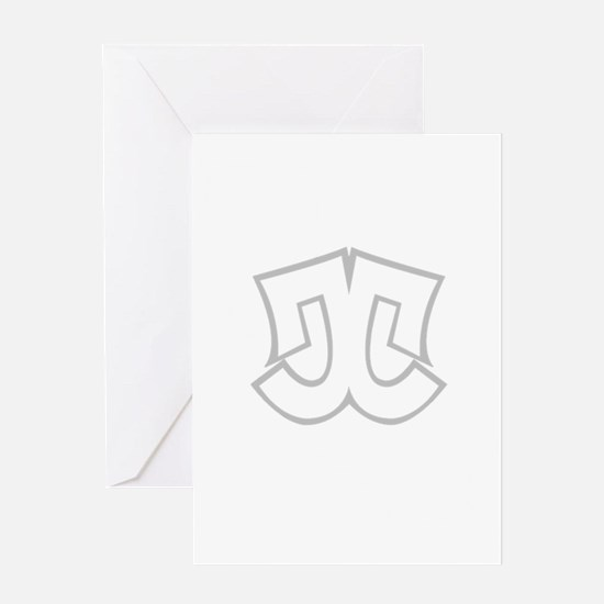 Cali Certified Golden State 2 Greeting Card