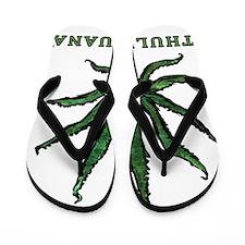 Cthulhujuana Flip Flops