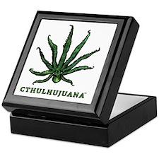 Cthulhujuana Keepsake Box