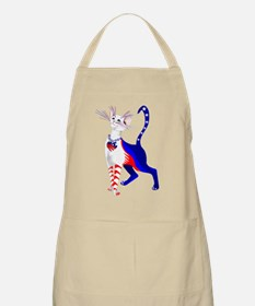 An All American Cat Apron