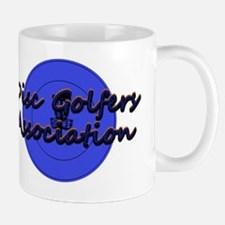 Disc Golfers Association Logo Mug