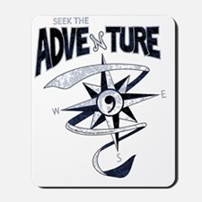 Seek The Adventure Summer 2012 (distress Mousepad
