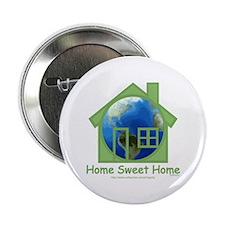 Earth House Button