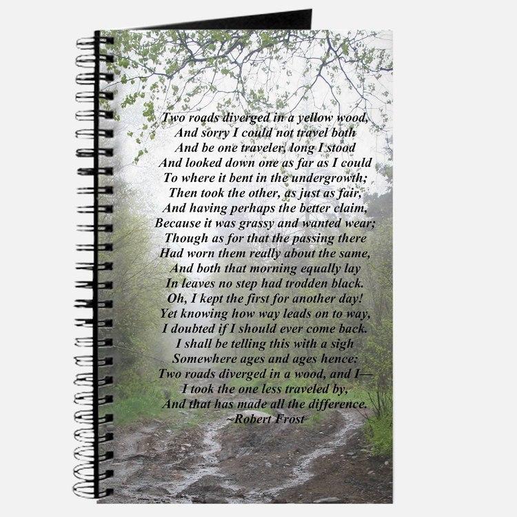 Road Less Taken Journal