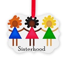 Classic Sisterhood Ornament