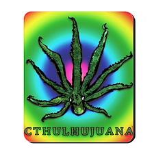 Cthulhujuana Rainbow Mousepad