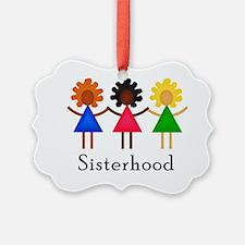 Classic Sisterhood Ornament