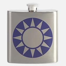 Taiwan 2 Flask