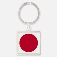 Japan Square Keychain