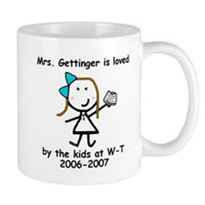 Girl & Book - Gettinger Mug