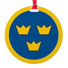 Sweden Ornament