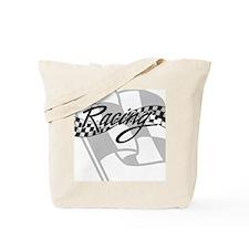 Racing Flag Tote Bag