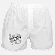 Racing Flag Boxer Shorts