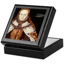 Elizabeth I Coronation Keepsake Box
