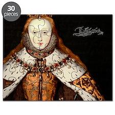 Elizabeth I Coronation Puzzle