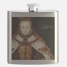 Elizabeth I Coronation Flask