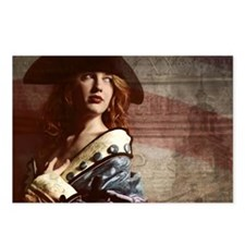 Give Me Liberty Postcards (Package of 8)