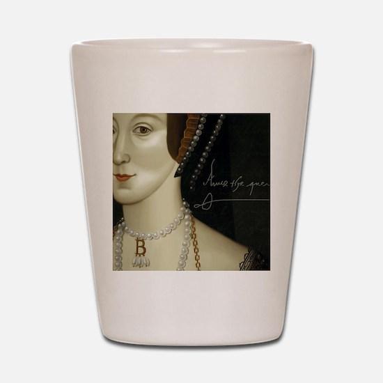 Anne Boleyn Shot Glass