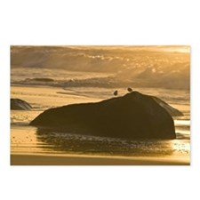 Lucy vincent beach on Mar Postcards (Package of 8)
