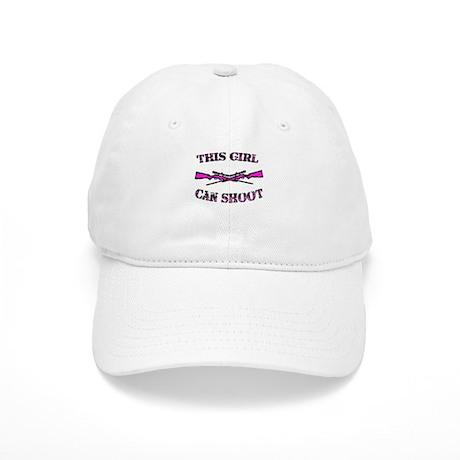 This Girl Can Shoot Cap