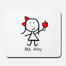 Apple - Amy Mousepad