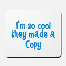 TwinBaby Copy Mousepad